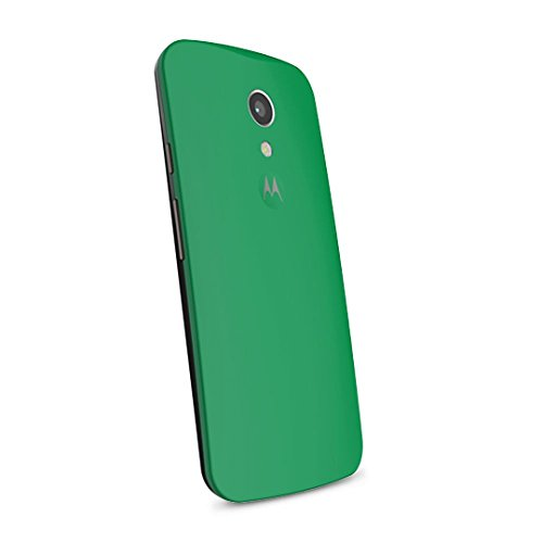 Motorola Color Shell Cover für Moto G 2. Generation Smartphone spearmint