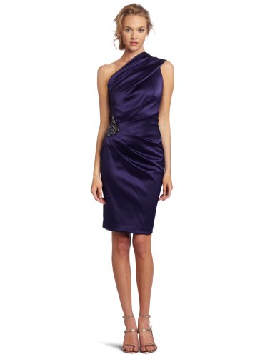 Eliza J Women's One Shoulder Dress