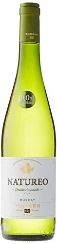 (Sin Alcohol) Natureo Muscat, Vino Blanco Desalcoholizado, 75 cl