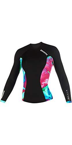 Mystic Watersports - Surf Kitesurf & Windsurfing Damen Diva 2mm Langarm Neopren Neoprenanzug Jacke Aurora