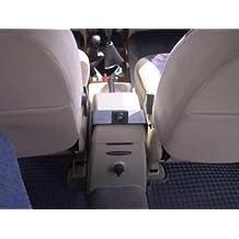 DSL-Brodit Nissan Terrano II Brodit Monitor Mount Soporte de DVD entre asientos tableta 2000–2006compatible con UK–# 625034