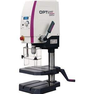 Tischbohrmaschine DX 15 V 15mm MK2 100-3000min-1 0,85kW 230V 50Hz