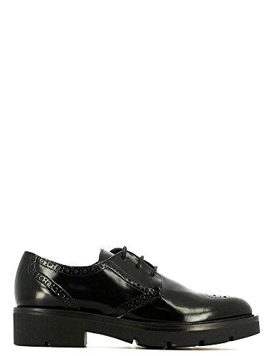 Grace shoes 6902 Francesina Donna Nero 36