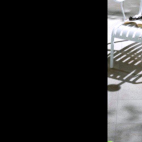 Fensterfolie Schwarz, Hifina Fensterfolie Sichtschutzfolie Schwarz / Fenster Folie Selbstklebend / Fensterfolie Sichtschutz (60 * 200cm) (Fenster-folie Abnehmbare)