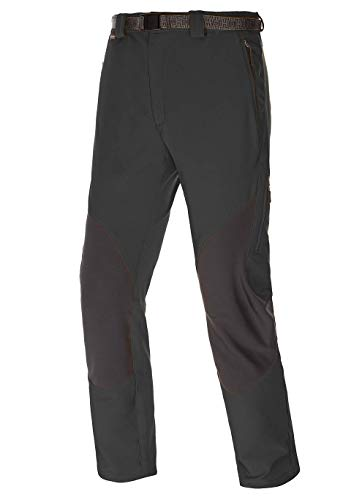 Trangoworld pc008096 – 640-xla Pantalon Long, Homme, Noir, XL