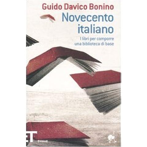Novecento italiano. I libri per comporre una