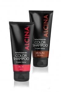Color Shampoo braun, 200 ml