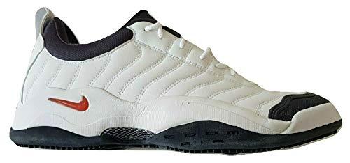 Nike Air Oscillate Clay Tennis Trainers Schuhe Sneaker Pete Sampras 305569-181 Original 2004 Men\'s UK 11, EUR 46