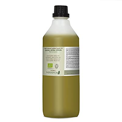 Naissance Extra Virgin Olive Oil 1 Litre Certified Organic by Naissance