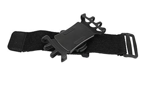 Comboo Sport Running Armband Fitness Bag Radfahren Wristband Bag 180 ° Drehbarer Handyhalter Für Radfahren, Joggen, Sport, Outdoor - Abs 4-steuerelemente