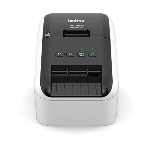 Brother QL-800 - Impresora de Etiquetas USB 2.0