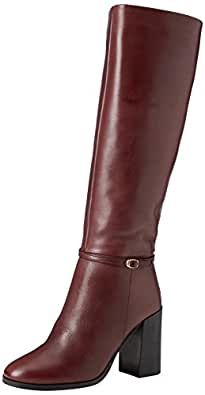 Carvela Winnie, Women's Knee-High Boots, Red (Wine), 8 UK (41 EU)