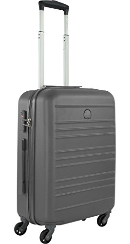 Delsey Carlit S Spinner-Trolley silver_silver