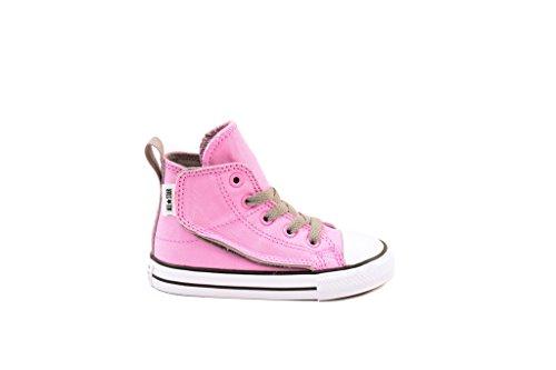 Converse Infant CTAS einfache Schritt HI 754416C Turnschuhe Rosa UK 7 (Infant Converse Sneakers)
