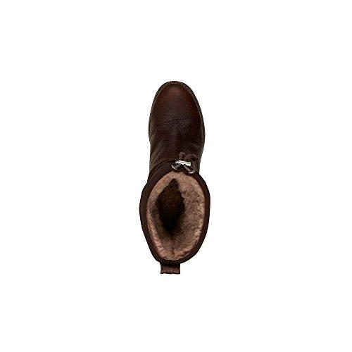 Emu Australia Cooma Waterproof ankle Boot Brown