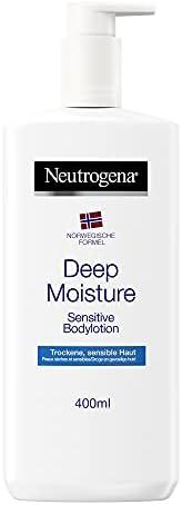 Neutrogena Deep Moisture Nattkräm Presentset, 3 x 400 ml