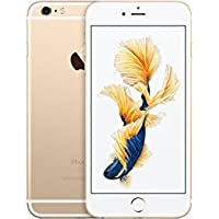 "Apple iPhone 6s Single SIM 4G 64GB Gold - Smartphones (11.9 cm (4.7""), 64 GB, 12 MP, iOS, 10, Gold)"