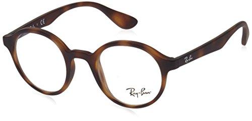 Ray-Ban Unisex-Kinder 0RY 1561 3616 41 Brillengestelle, Braun (Rubber Havana),