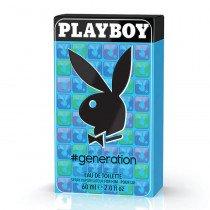 Playboy Generation Eau De Toilette For Men 100ml