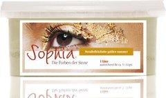 SOPHIA Metalleffektfarbe silver star (1 Liter)