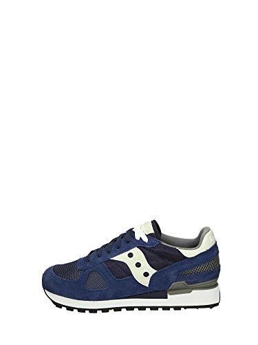 Saucony Shadow Original Sneakers Basse Uomo Blu/Grigio