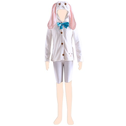 Suit Bunny Kostüm - Hatsune Miku Kostuem cosplay 15th ver-cute bunny suit Small