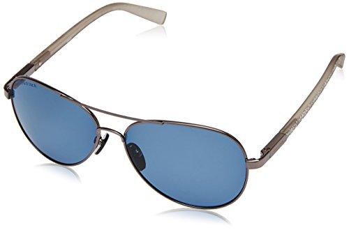 Fastrack Aviator Sunglasses  (Gun Metal) (M132BU1P) image