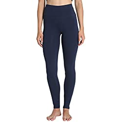 Berydale Women's High-waisted Leggings, Navy, S