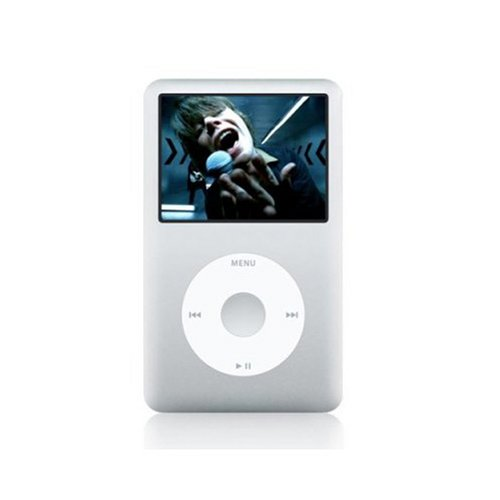 Apple iPod Classic, 160 GB, silber
