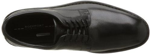 Rockport Rocsport Lt Bsn Plt, Chaussures de ville homme Noir (Black)