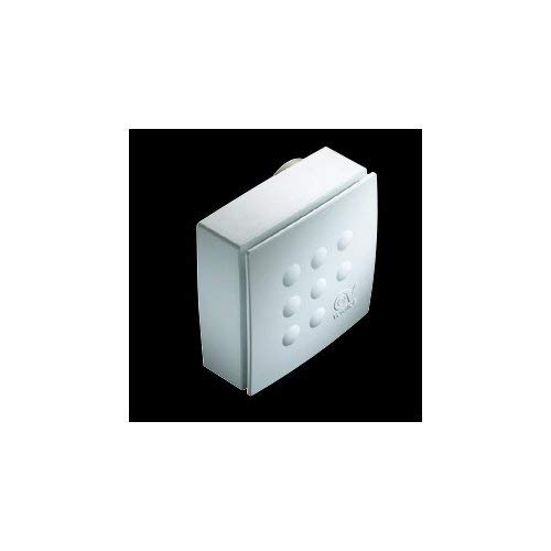 Vortice Quadro Medio Zentrifugal Abluftventilator für Toilette geführt