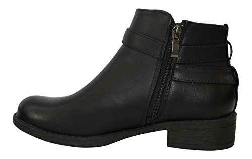 Bottines STYLE LOW BOOTS Noir