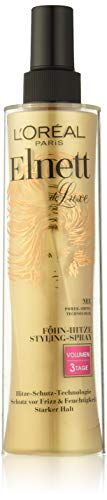 L'Oréal Paris Elnett de Luxe Hitze Styling-Spray 3 Tage Volumen, 170 ml