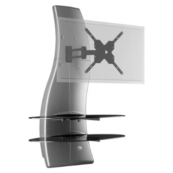 Meliconi Ghost Design  Wall Bracket System For All  Inch Tv