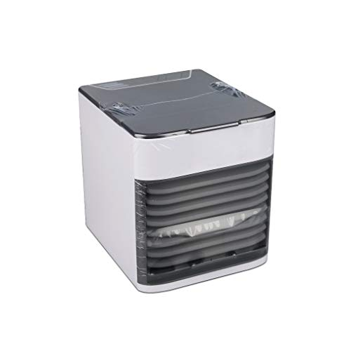 ZWCC Mini Ventilador portátil Aire Acondicionado