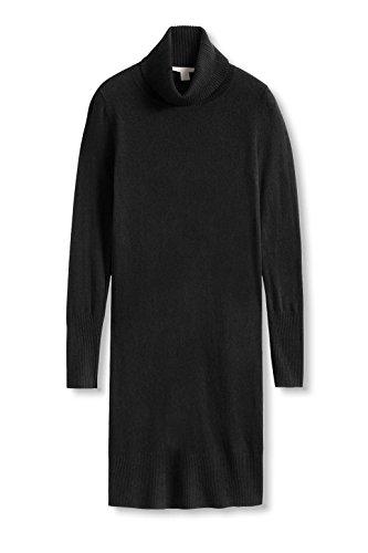 Esprit 116ee1e003, Robe Femme Noir (Black 001)