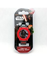 Star Wars Kid's SWM3062 Kylo Ren Episode VII Light Up Watch