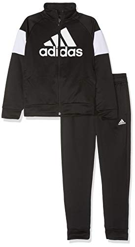 Adidas YB TS Bos Suits tuta da ginnastica per Bambino