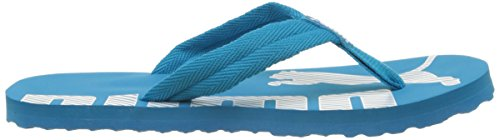Puma Epic Flip v2, Unisex-Erwachsene Zehentrenner Blau (Blue Danube-Puma White 12)