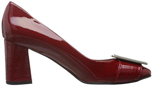 Paco Gil P3082, Escarpins femme Rouge - Rot (Houston)