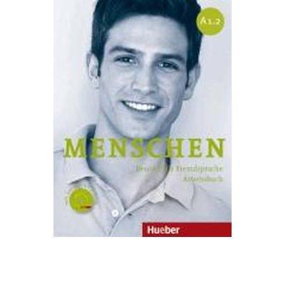 Menschen A1/2. Arbeitsbuch mit Audio-CD: Deutsch als Zweitsprache (Paperback)(German) - Common