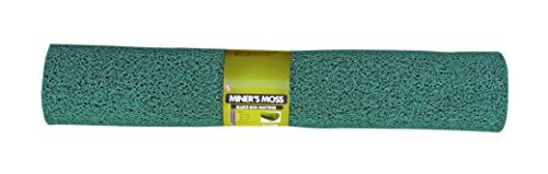 SE GP-MT420-2GG 36 x 60 Miner's Moss (Sluice Box Matting) in Green by SE