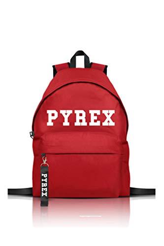 Zaino pyrex py7014 rosso, unica mainapps