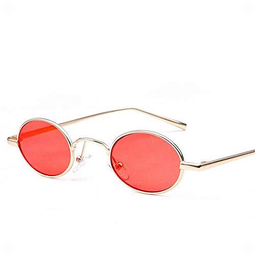 LuckyJX Ovale Rahmenbrillen Mit Trend 5,01 * 1,14 Zoll E