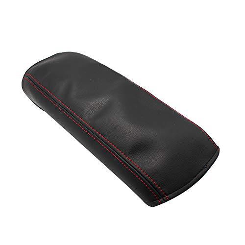 TOOGOO Auto Mittel Konsole Armlehne Box Abdeckung Leder Schutz Polster für 8Th Gen 2006 2007 2008 2009 2011 -
