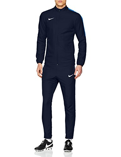 Nike Herren Dry Academy 18 Trainingsanzug, Blau (Navy/White/451), Gr. L
