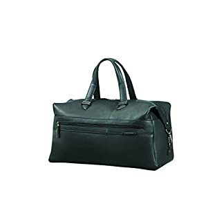 SAMSONITE Formalite LTH – Duffle Bag 55/20 Bolsa de viaje, 52 cm, 40 liters, Negro (Black)