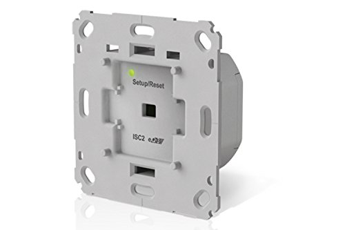 innogy SE Smart Home Unterputz-Sender/Haussteuerung, programmierbar, ein Tastendruck für die komplette Haussteuerung, von unterwegs steuerbar, unsichtbare Installation, 10267409