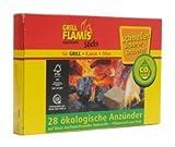 Grill FLAMiS Anzünder, 28 Sticks