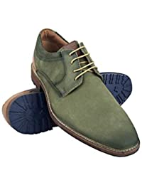 Scarpe Amazon Uomo Verde it Da Eleganti R5wqA